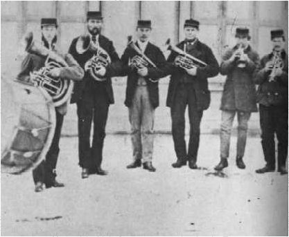 Funeral Band 1842