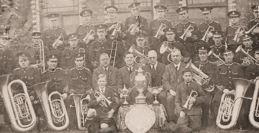 Ibew Brass Band Ancestors